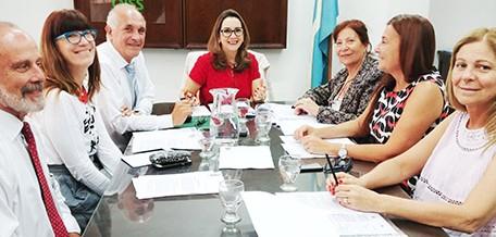 Primera reunión del Equipo de Igualdad de Género en el Centro Regional