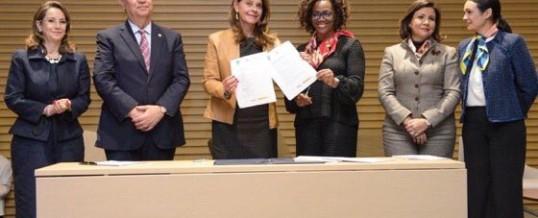 Colombia, Costa Rica, Guatemala, Panamá y República Dominicana firman Pacto; El Aporte de las Mujeres a la Agenda 2030